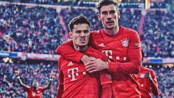 Gwiazdy Bayernu Monachium dostały zakaz od klubu. Wszystko przez koronawirusa