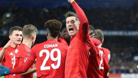 Robert Lewandowski bohaterem Bayernu. Był najlepszy na boisku, jesteśmy dumni
