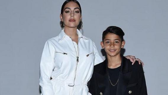 Syn Cristiano Ronaldo robi prawdziwą furorę na Instagramie. Został gwiazdą w kilka dni