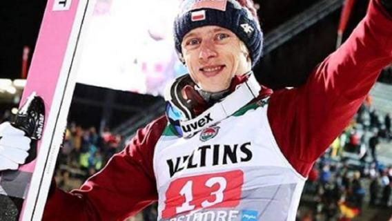 Dawid Kubacki czwarte miejsce