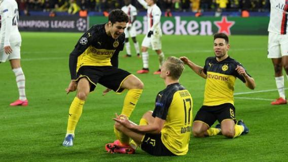 Borussia Dortmund - PSG