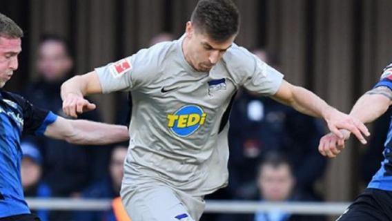 Krzysztof Piątek Hertha Berlin Fortuna Dusseldorf Bundesliga