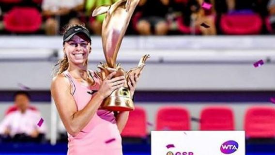 Życiowy sukces Magdy Linette. Polska tenisistka dołączyła do światowej czołówki