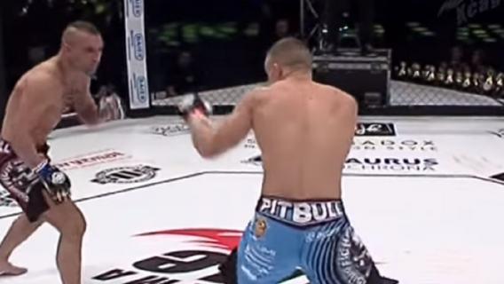 MMA zatrzymanie