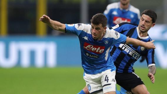 Napoli z Polakami w składzie triumfuje na San Siro! Milik i Zieliński bliscy finału Coppa Italia