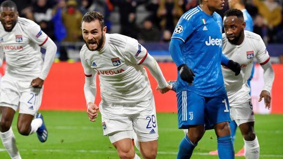 Olympique Lyon Juventus Liga Mistrzów