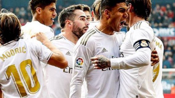 Gdzie oglądać mecz Real Madryt - Manchester City? Transmisja w tv i online 26.02.2020, relacja na żywo