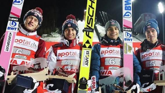 Polskie skoki narciarskie znalazły się nad przepaścią?