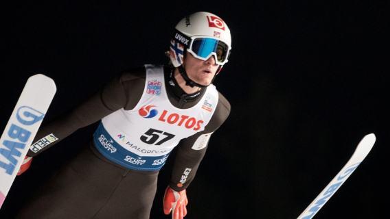 Mistrz świata w skokach narciarskich zaliczy wielki powrót. Zobaczymy go już podczas najbliższego konkursu