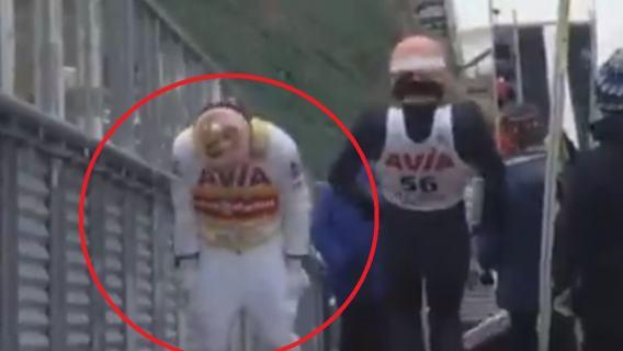 Stefan Kraft oszukiwał w trakcie konkursu Pucharu Świata? Media publikują kontrowersyjne nagranie (WIDEO)