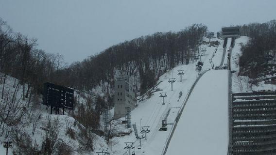 Skoki narciarskie Willingen skocznia