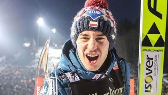 Wspaniałe wyniki Kamila Stocha w Lahti. Polak faworytem konkursu