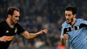 Lazio Rzym - Inter Mediolan
