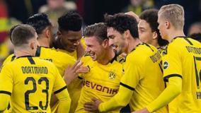 Borussia - PSG