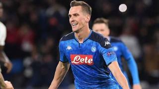 Arkadiusz Milik transfer Napoli