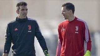 Wojciech Szczęsny Juventus ojciec