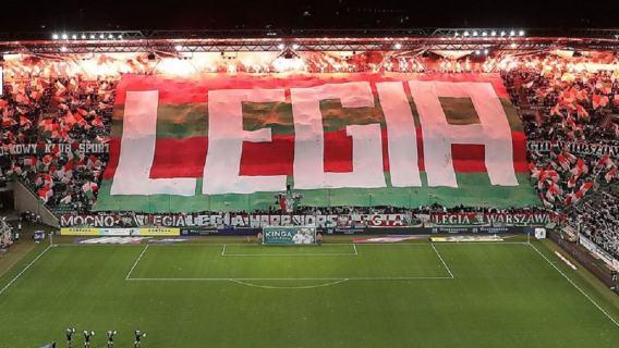 Legia Warszawa boi się koronawirusa. Klub wprowadził specjalną procedurę