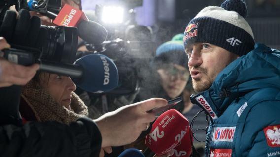 Adam Małysz Lillehammer Kamil Stoch Dawid Kubacki
