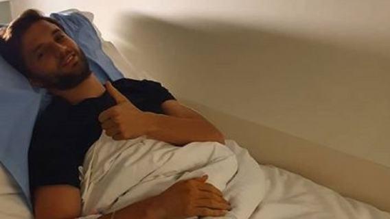 Bartosz Bereszyński zarażony wirusem. Piłkarz zdradził jak się czuje
