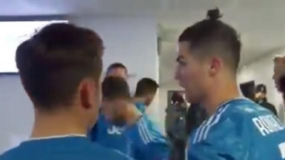 Cristiano Ronaldo Dybala