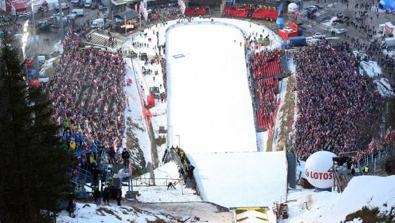 Wielkie serce skoczków narciarskich. Włączą się do walki z epidemią