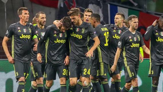 Piłkarz Juventusu zarażony koronawirusem. Zawodnik apeluje do kibiców