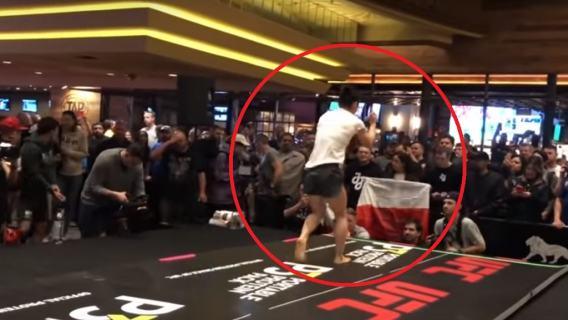 Kibice nie mogą uwierzyć. Znana sportsmenka obraziła Polaków. Wszystko nagrała kamera (WIDEO)