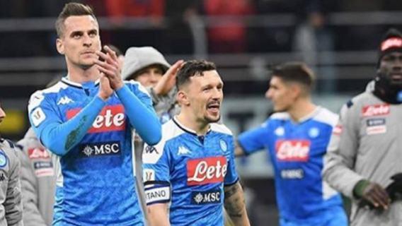 Napoli wyceniło Arkadiusza Milika. Poznaliśmy cenę napastnika reprezentacji Polski