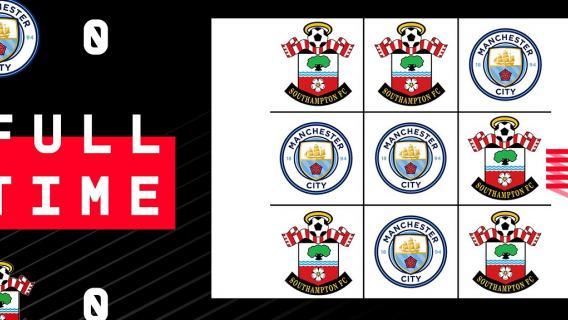 Premier League Manchester City Southampton