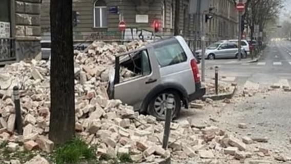 Reprezentant Polski był w centrum trzęsienia ziemi. Poruszające wyznanie.