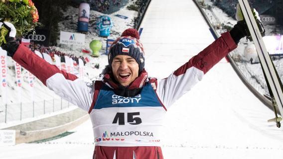 Kapitalny występ Kamila Stocha. Polak królem Lillehammer