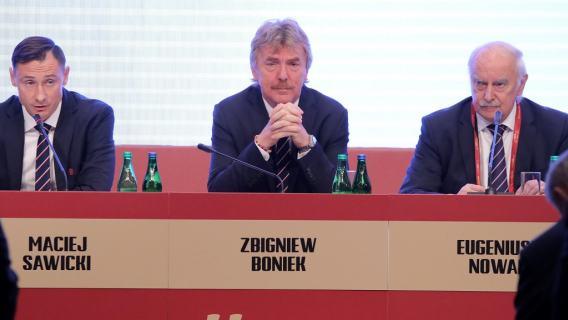 Zbigniew Boniek walczy o nową funkcję. Polak może objąć bardzo prestiżowe stanowisko