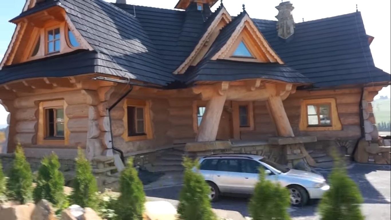 Kamil Stoch dom