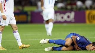 Zinedine Zidane Marco Materazzi
