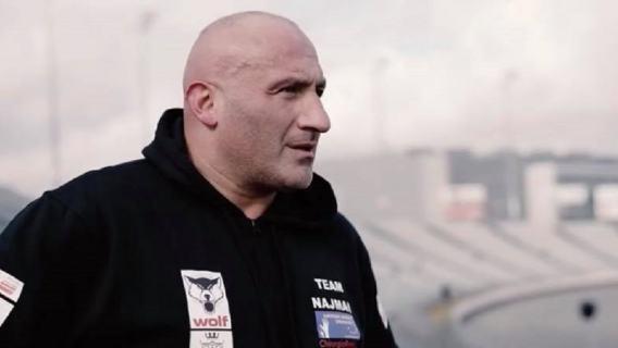 Marcin Najman odgraża się znanemu dziennikarzowi sportowemu. Chce go bić