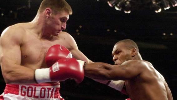 Dlaczego Gołota uciekł z ringu w walce z Tysonem? Wcale nie ze strachu