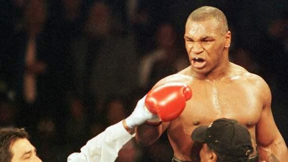 Mike Tyson wraca do ringu.