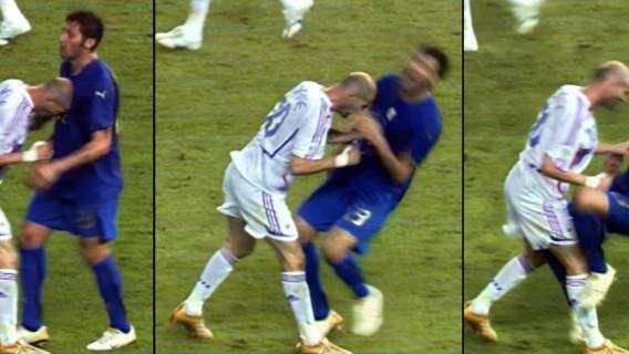 Co Materazzi powiedział Zidane'owi przed uderzeniem