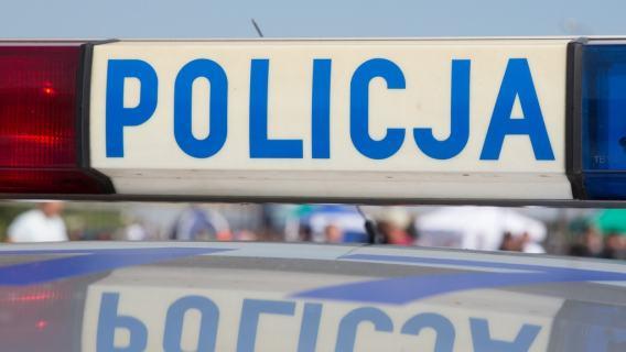 Wielkopolska: mężczyzna zakleił szyby siłowni ciemną folią. Kiedy policjanci weszli do środka, zareagowali błyskawicznie