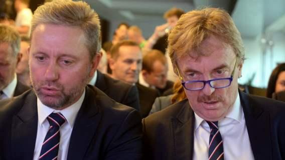 Jerzy Brzęczek i Zbigniew Boniek przeszli testy na obecność COVID-19