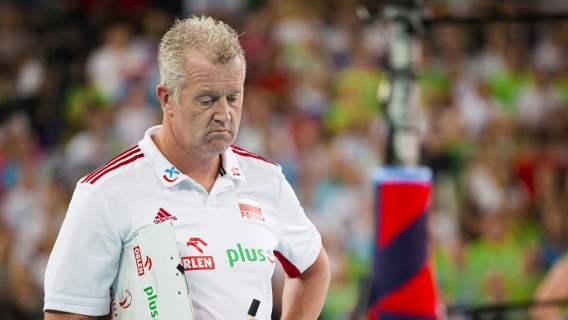 Vital Heynen na wylocie z reprezentacji Polski. Związek odrzucił jego propozycję