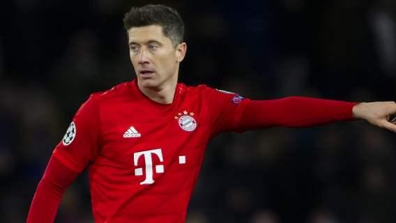 Robert Lewandowski awantura Bayern Monachium kłótnia Manuel Neuer