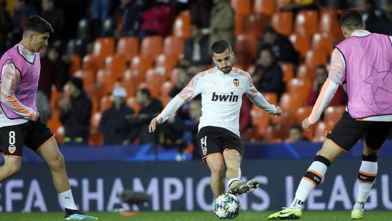 Valencia CF koronawirus