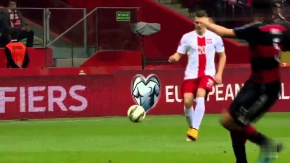 Polska Niemcy Polen Deutschland 2-0 Euro 2016 Highlights