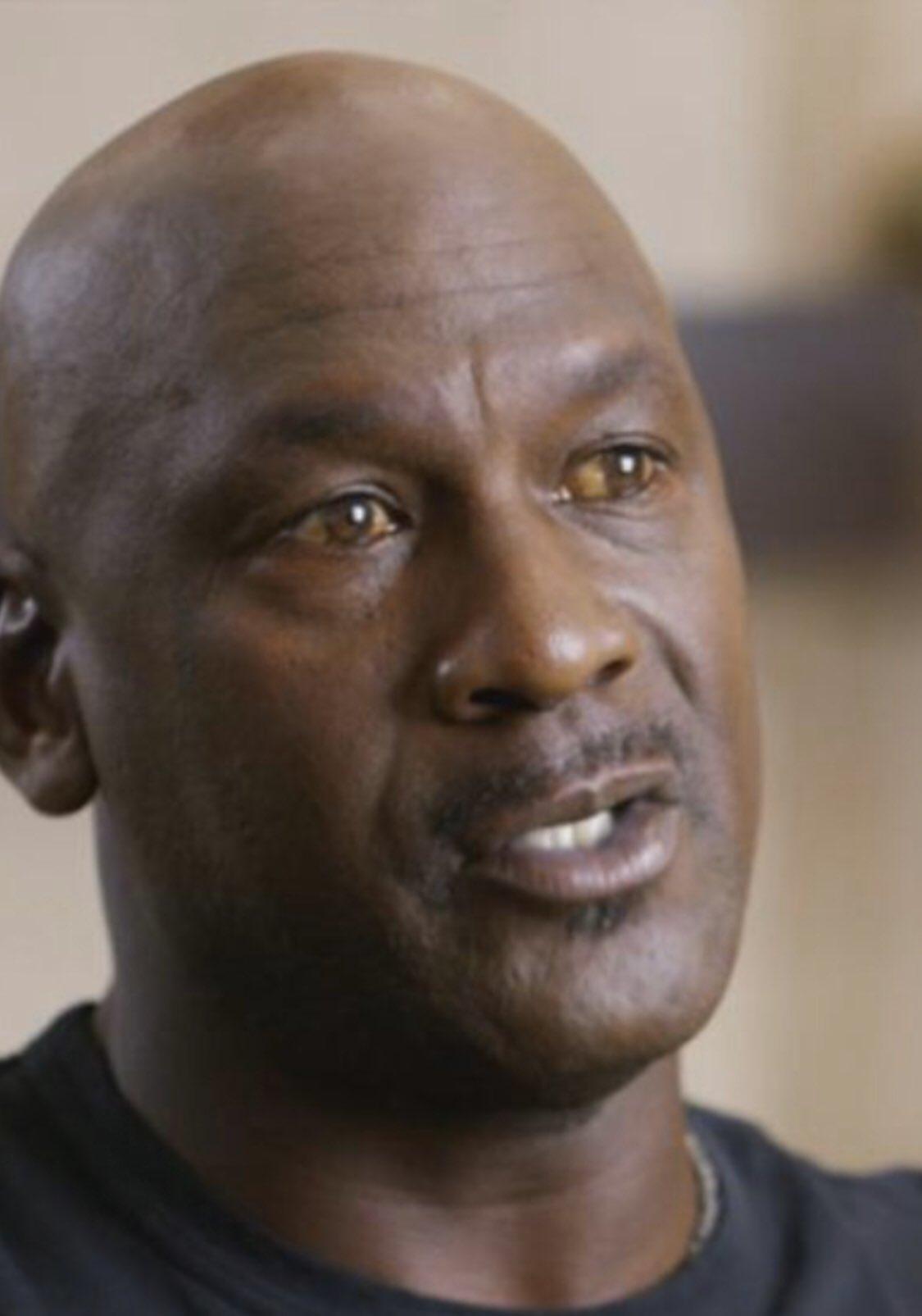 Michael Jordan choroba