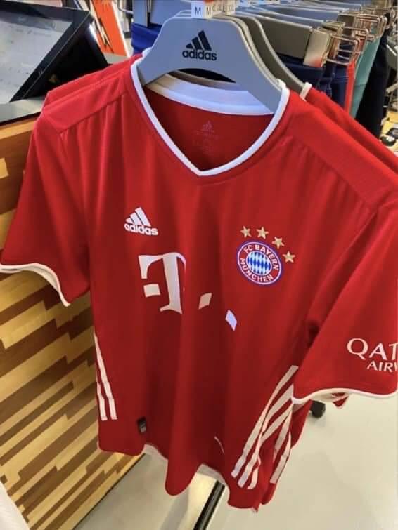 Bayern Monachium stroje