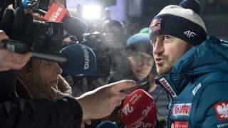 Adam Małysz Kamil Stoch wojsko policja