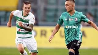 Legia Warszawa Michał Karbownik Real Betis