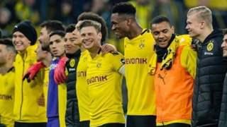 Paderborn - Borussia Dortmund