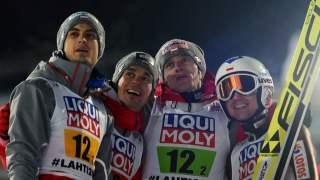 Skoki narciarskie kadra Kamil Stoch